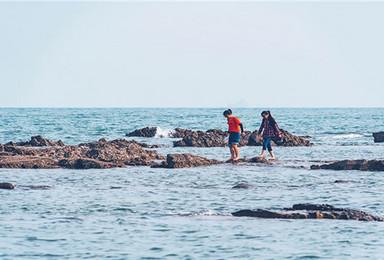 青岛日照崂山 金沙滩八大关 体验海边燃情时光 无夜车(4日行程)