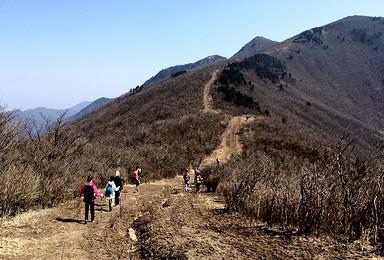 国庆 10月4 至6日七尖穿越(3日行程)