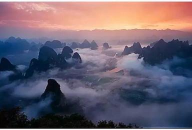 华南第一峰桂林猫儿山 漓江风光摄影创作团(6日行程)