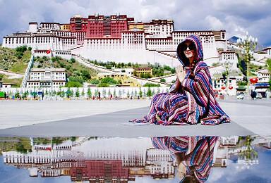 神圣西藏     朝圣之旅   川藏线  青藏线   自由行(18日行程)