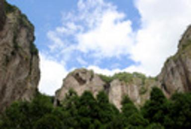 视觉盛宴 绝壁舞者 穿越雁荡卧龙山 体验刺激飞拉达(3日行程)