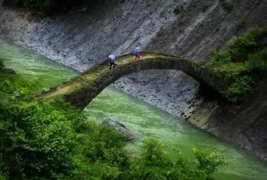 高铁直达  湖北 绝色仙境  国内必去小众目的地之一(5日行程)