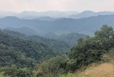 户外拉练 标准毅行线 西湖群山26公里徒步穿越 感受徒步乐趣(1日行程)
