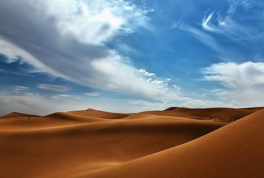 高端沙漠线路 走进腾格里 夜宿星空下(3日行程)