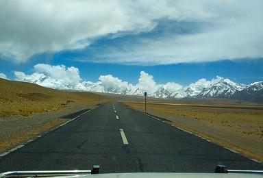 穿越新藏线    拼车包车游(12日行程)