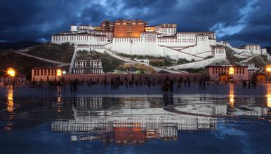 经典川藏线G318+青藏线 2021年大环线活动(15日行程)