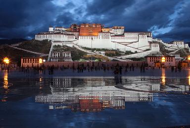 经典川藏线G318 青藏线 2020年大环线活动(15日行程)