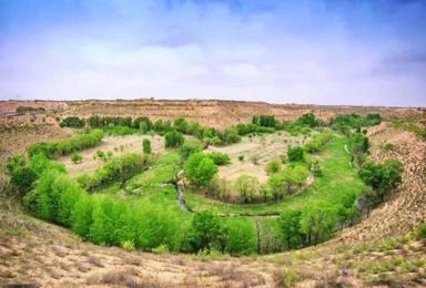 萨拉乌苏大峡谷—探秘之旅——轻装徒步(3日行程)