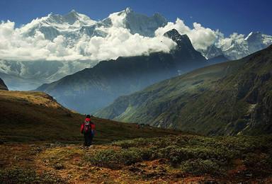 中国十大经典徒步线路-西藏珠峰东坡嘎玛沟徒步(13日行程)(13日行程)