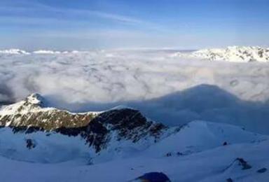 2021 协作比例1 1四姑娘雪山之巅大峰 二峰连登培训计划(5日行程)
