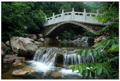 [梨木台1日]天津山水梨木台 登北齐长城,看山水画廊(2日行程)