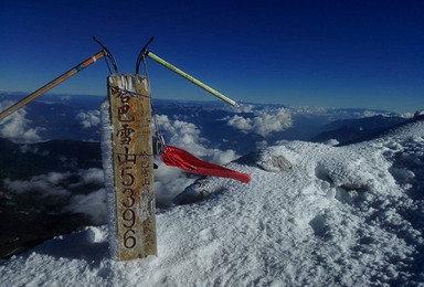 2020哈巴 雪山5396攀登震撼来袭 每周发团(4日行程)