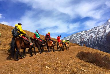 四姑娘山大峰初级雪山攀登 徒步摄影 专业向导带领(3日行程)