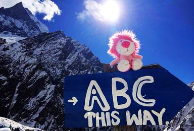 尼泊尔集合 尼泊尔徒步ABC2019年秋冬季活动发布(10日行程)