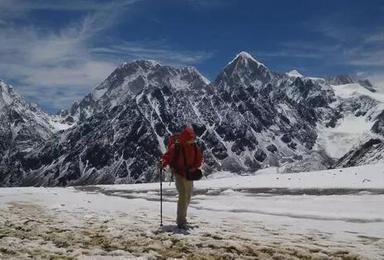 贡嘎转山 贡嘎山全线穿越挑战极限之旅 贡嘎山完美穿越线路(8日行程)