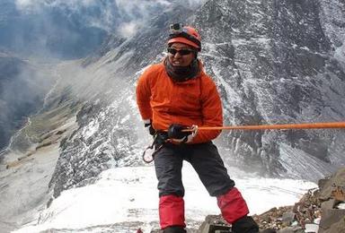 高端定制 四姑娘雪山之巅大峰 二峰 三峰登山培训全年计划(5日行程)