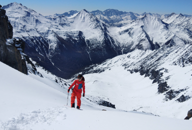 四姑娘山大峰攀登3日·雪山冲顶·挑战5038米海拔雪山(3日行程)