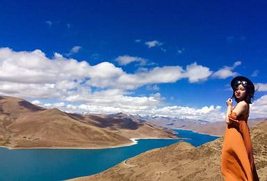 西藏阿里南线 守望天际 朝圣西藏圣湖珠峰 古格王朝 冈仁波齐(8日行程)