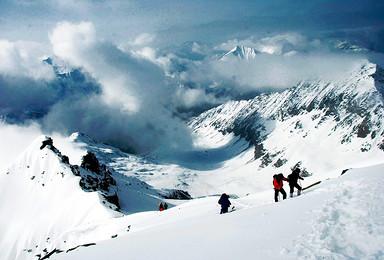 入门级雪山  大峰攀登(3日行程)