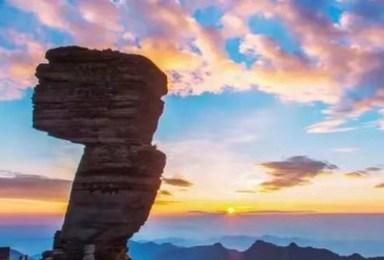 云上贵州 遇见灵山秀水 世界遗迹 民族瑰宝 精彩贵州(7日行程)