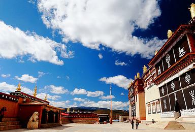 世界第三极阿里大北线 朝圣西藏 13日深度游(13日行程)