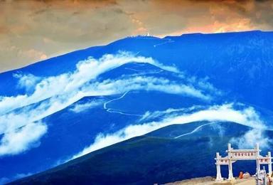 五台山|免票徒步穿越五台山·登山·转山转水转佛塔·朝台祈福(3日行程)