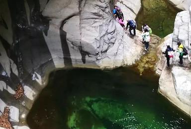 中秋南太行穿越|双邸村-红豆杉峡谷-小壶口瀑布-一线天(4日行程)