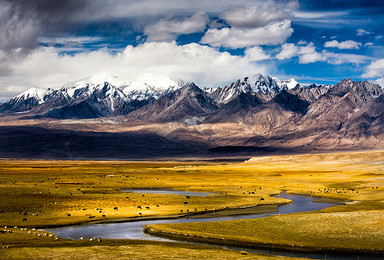 [重走玄奘之路]帕米尔|沙漠穿越|人文民俗—南疆情怀之旅(11日行程)