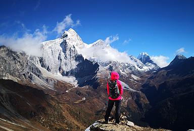 国庆深秋 徒步穿越 雪山攀登 休闲摄影 一人起订(1日行程)