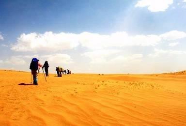 中秋-上帝的指纹·雅丹奇观·波浪谷·库不齐沙漠·壶口瀑布(3日行程)