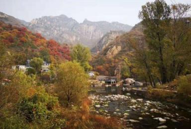神堂峪|漫步于山水之间 赏多彩秋色 邂逅最美图书天堂(1日行程)