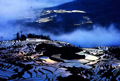 10月 穿越云贵 云南滇西南 贵州黔西南 原生态风光(8日行程)