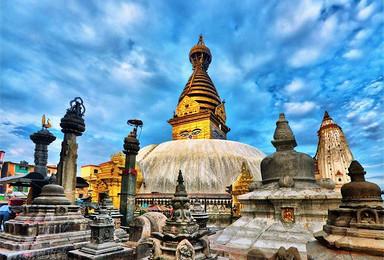 尼泊尔旅游签证半年多次往返全国受理加急1工作日出(25日行程)