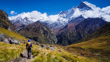 尼泊尔ABC 行走喜马拉雅 鱼尾峰 安娜普尔纳大本营徒步(11日行程)