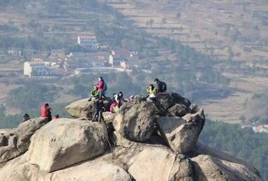 绝壁攀爬 黄陂大顶山 当凌绝顶 一览众山小(1日行程)