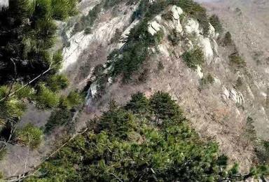 罗田雁鸣寨 绝壁攀爬 赏古寨奇景(1日行程)
