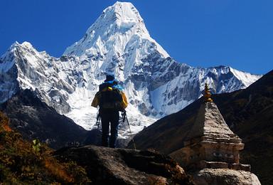 徒步喜马拉雅,ABC+布恩山、安纳普尔纳登山大本营(13日行程)