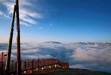 打卡网红摄影地 神山达瓦更扎 硗碛湖 神木垒摄影之旅(2日行程)