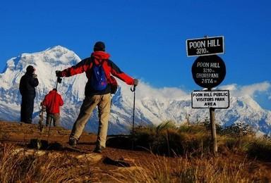 2020春节领悟探险 尼泊尔安娜普尔纳ABC徒步活动计划(12日行程)