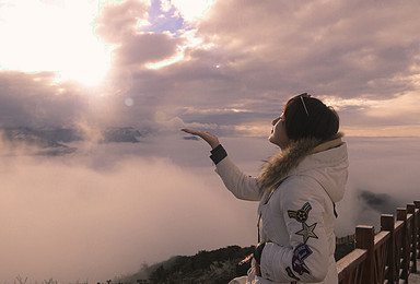 舒适小团达瓦更扎+神木垒+硗碛藏寨之旅(2日行程)