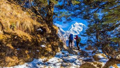 尼泊尔ABC 布恩山 徒步喜马拉雅(13日行程)