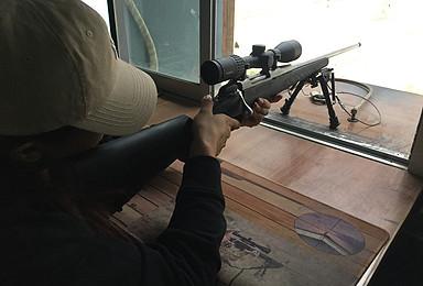 真枪实弹--实弹射击,不出国门的真枪体验卡(1日行程)