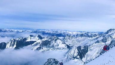最近的遥远 达古冰川 羊茸哈德 中国机长取景地(2日行程)