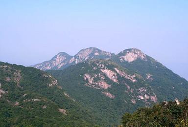 [大型活动]第一届粤港澳大湾区国际登山节@从化五指山(1日行程)