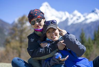 2020全年计划 初级雪山  四姑娘山二峰攀登(3日行程)