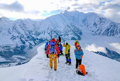 2020全年 技术山峰  贡嘎卫峰 5588M那玛峰攀登(6日行程)