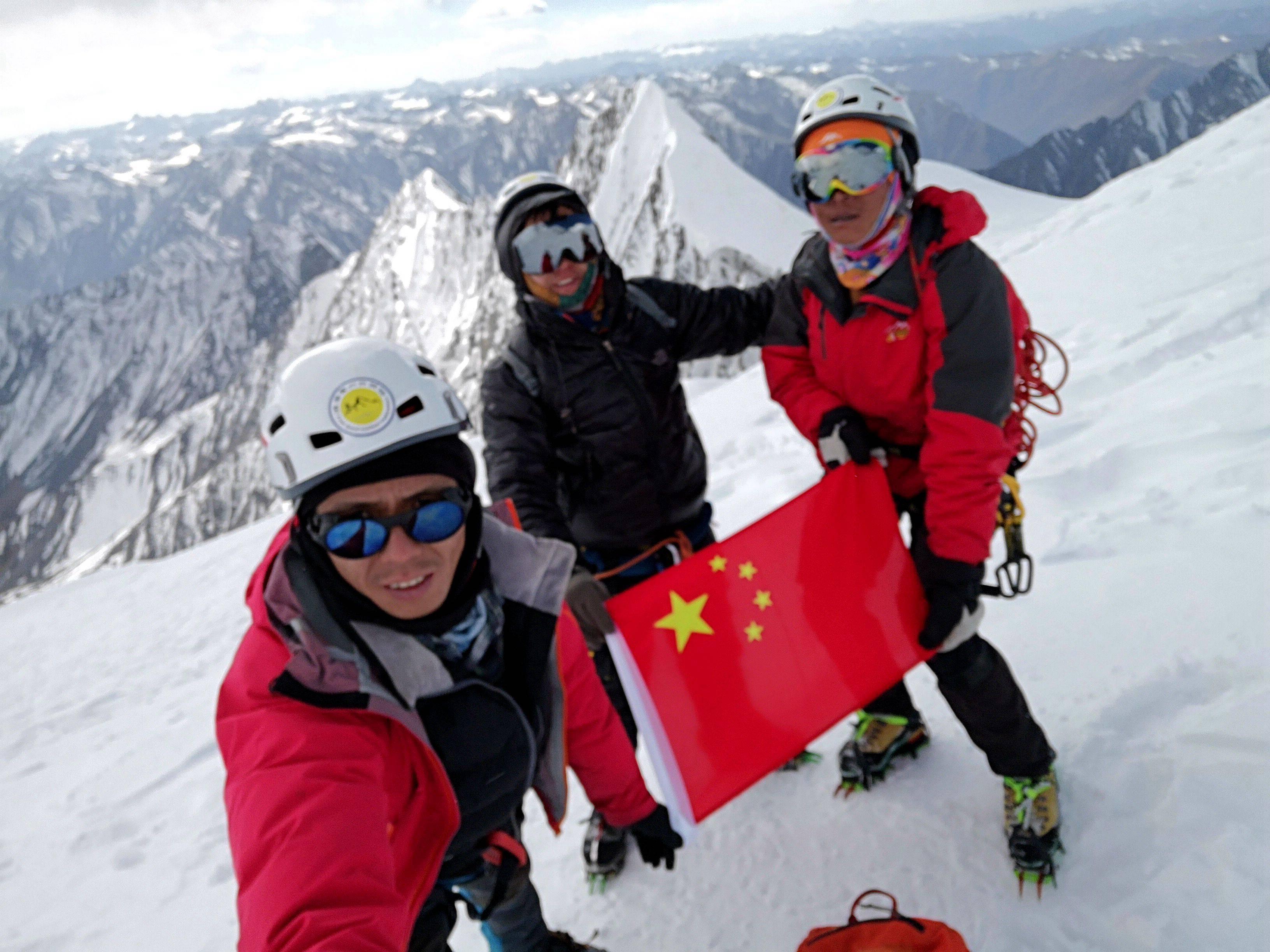 2021全年贡嘎卫峰金银山6410米攀登计划 难度大于雀儿山(9日行程)