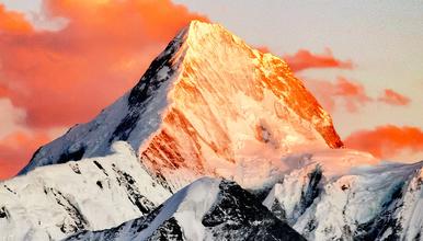 冬季摄影 徒步体验 党岭 冷噶措 雅拉雪山 贡嘎山 环线游(7日行程)