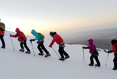 2021 青海玉珠峰6178攀登计划(6日行程)