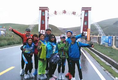 青海湖自行车租赁骑行团(床位)(5日行程)